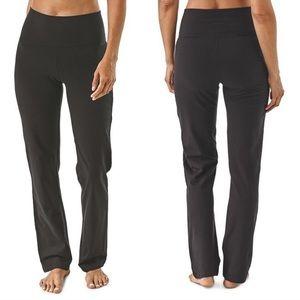 Patagonia Serenity High Rise Black Yoga Pants (L)